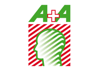 Logo: A+A 2017 (Safety, Security and Health at Work)