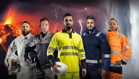 HB Protective Wear offers high comfort PPE