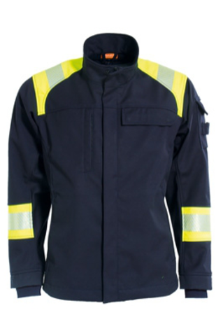 6032 95 Non-Metal FR softshell jacket