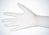 Basic-Plus latex examination glove