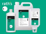 rath's clean soft - mild washgel