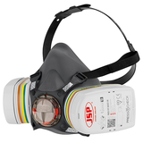 Force™8 Half-Mask with ABEK1 P2 PressToCheck™