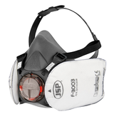 Force™8 Half-Mask with P3 PressToCheck™ Compact