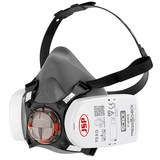 Force™8 Half-Mask with P3 PressToCheck™
