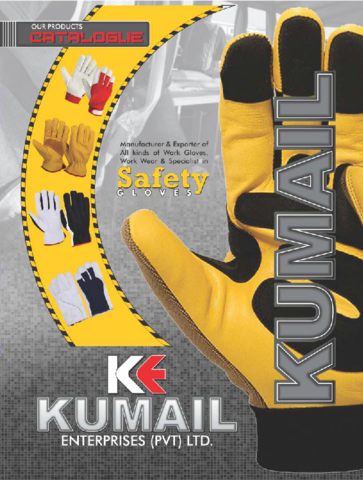 PDF Catalogue Kumail Enterprises