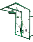 Wall Type Decontamination System
