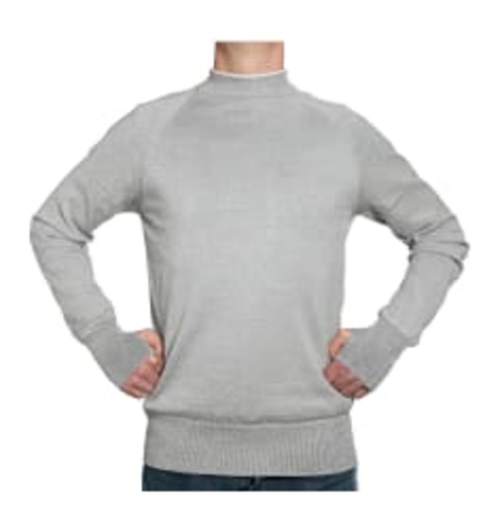 001 - Seamless knitted cut resistant sweatshirt