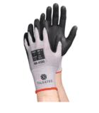 58-4120 - Ultra lightweight 18 gauge cut level D foam-flex coated glove