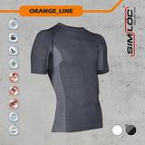 SIMLOC ORANGE_LINE T-Shirt