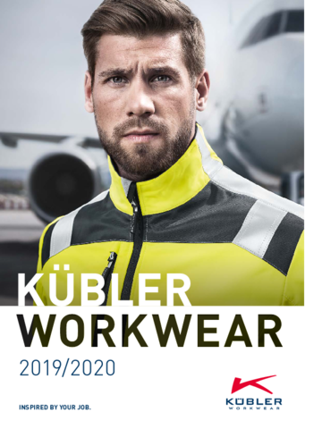 KÜBLER Workwear - Inspired by your job.