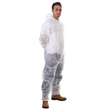 Disposable Boilersuit 17401 Polyprop 40g