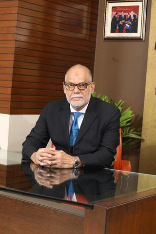 CEO & FOUNDER PARVEZ AHMED