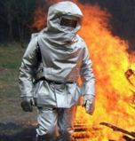 Approach fire clothing