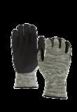 MELANGE BAMBOO LINER BLACK LATEX Crinkle PALM COATED