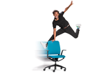 se:motion - Dynamic swivel chair for agile working.