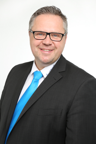 Gebietsleiter Ruben Schwarz