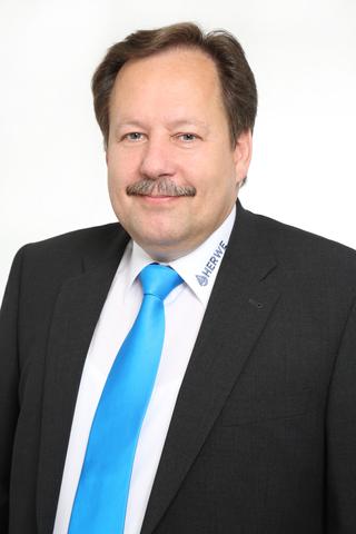 Gebietsleiter Uwe Christof