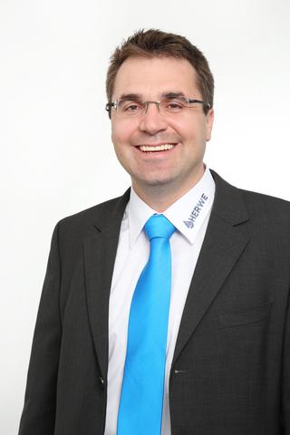 Geschäftsführer Dominik Herschlein