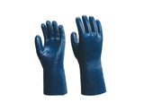 Seamless dipped gloves