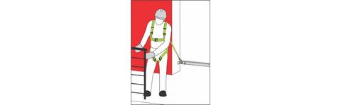 Anschlagpunkte für Tür / Fenster