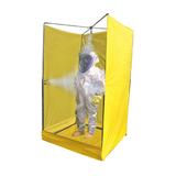 rapid decontamination shower