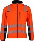 Prevent® Trendline High visibility softshell jacket