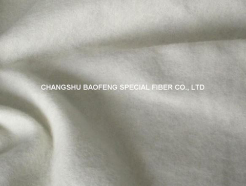 100%meta-aramid Non-woven FR fabric