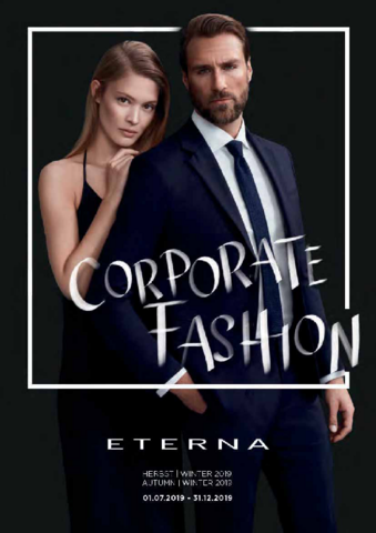 CORPORATE FASHION BOOKLET 2019