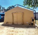 RDT - Exoskeleton Tents