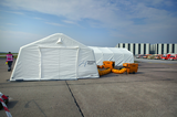 ARZ Inflatable Tents