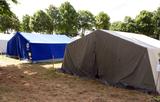 SG Sanitary and Habitation Tents