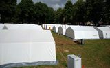 SG 201 Multipurpose Aluminum Tents