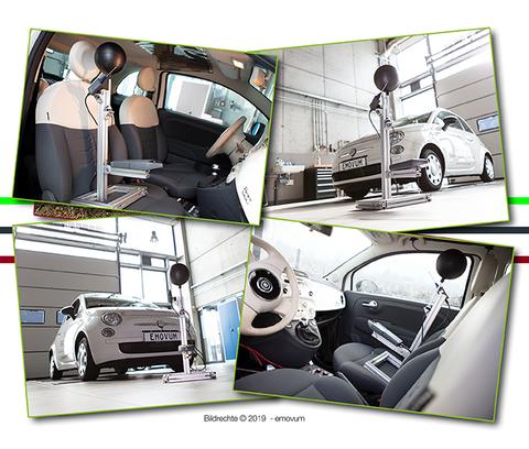 Bappu-evo und das E-Auto
