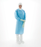 BioClean-C™ Chemotherapy Apron with Sleeves