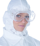 BioClean Clearview Single-use Goggles BCGS1