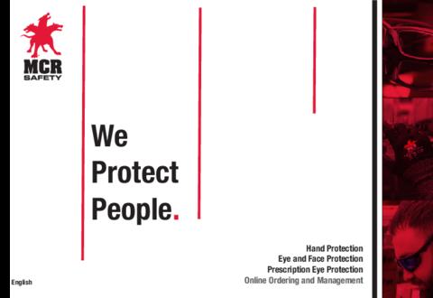 MCR Safety Europe - CE Brochure
