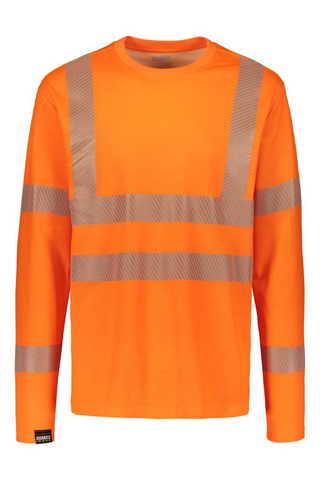 4295+ Long-sleeved safety t-shirt