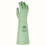 Uvex Chemikalienschutz-Handschuhe NB40S rubiflex S