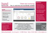 online dust monitoring