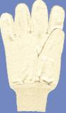 Ref No. AG/JGKW Fleece Jersey knitted Gloves.