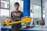 Schlauchheber mit Vakuumtechnik für den industriellen Lastentransport