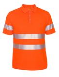 UV Polo Shirt Arbeitsschutz Hochsichtbar