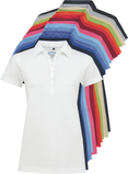 Farbpalette Polo-Shirts Damen