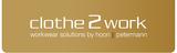 Logo clothe2work