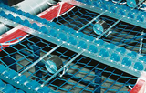 Conveyor belt safety nets