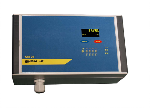 4-channel Gas monitor CANline 04