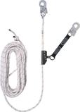 Mitlaufendes Auffanggerät SKN Band SK11 EN353-2:2002 Länge 15 m Seil-Ø 11 mm SKYLOTEC
