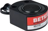 Flachzylinder BETEX NSLS SERIE Hublänge 6 mm Eingefahren: 33 Ausgefahren: 39 mm