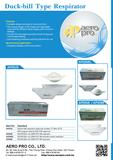 Duck-Bill Type Respirator