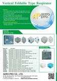 Vertical Foldable Type Respirator